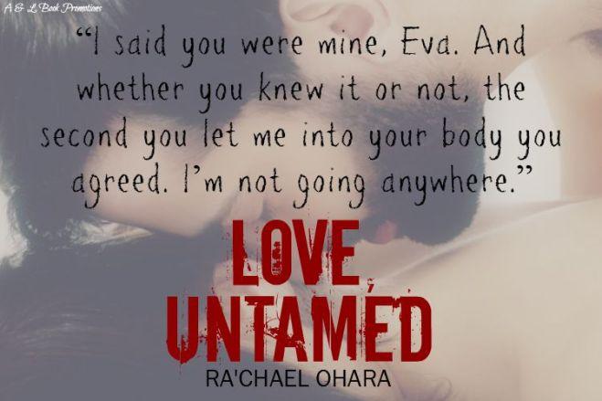 love, untamed 1